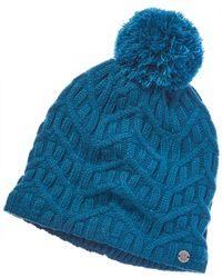 Spyder Women's Moritz Knit Hat - Blue