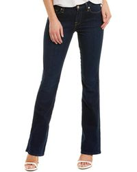 7 For All Mankind 7 For All Mankind Kimmie Medium Wash Bootcut - Blue