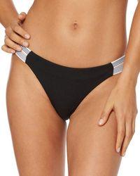 Dolce Vita Elastic Hip Bottom - Black