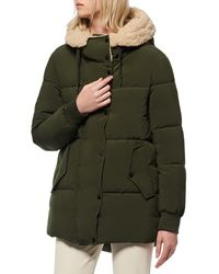Marc New York Poly Puffer - Green