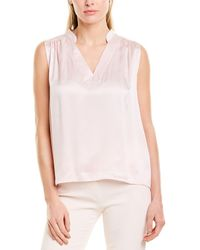 Max & Moi Silk Chemise - Pink