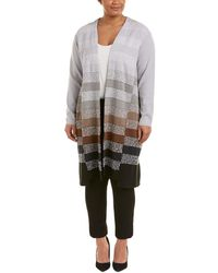 NIC+ZOE - Plus On The Town Cardy - Lyst