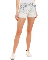 Hudson Jeans - Sade Cloud 9 Cut Off Short - Lyst