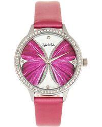 Sophie & Freda Women's Rio Grande Watch - Pink