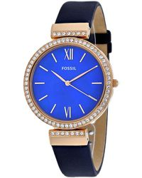 Fossil Madeline Watch - Blue