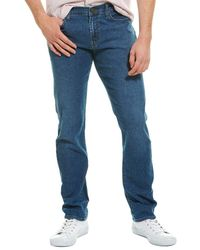 J Brand Kane Anomie Straight Leg Jean - Blue