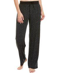 Donna Karan Sleepwear Pyjama Pant - Black