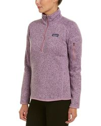 Patagonia - ? Better Jumper 1/4-zip Pullover - Lyst