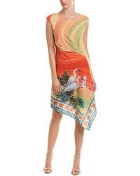 Eva Franco - Sheath Dress - Lyst