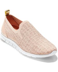 Cole Haan Zerogrand Loafer - Pink