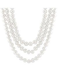 Splendid - 7-7.5mm Pearl Necklace - Lyst