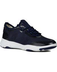 Geox Nebula X Sneaker - Blue