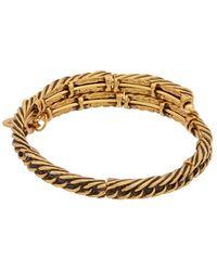 ALEX AND ANI Gold Wrap Bracelet - Metallic