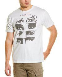 R13 13 Eyes Curtis T-shirt - White