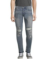 Hudson Jeans - Sartor Relaxed Skinny Jean - Lyst