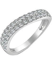 Sabrina Designs 14k 0.64 Ct. Tw. Diamond Ring - Metallic