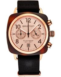 Briston Clubmaster Watch - Pink