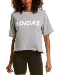 adidas T-shirt - Grey