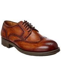 Magnanni Tormo Leather Oxford - Brown