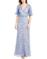 Tadashi Shoji Gown - Blue
