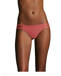 Tavik Swimwear Chloe Mini Bikini Bottom - Multicolour