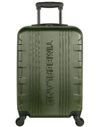 Timberland Bondcliff 21in Hardside Spinner - Green
