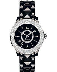 Dior Women's Viii Diamond Watch - Multicolor