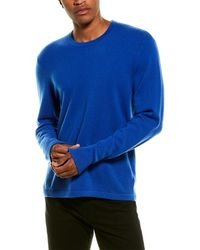 James Perse Cashmere Pullover - Blue