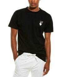 Off-White c/o Virgil Abloh - Off-white? Pascal Arrow Slim T-shirt - Lyst