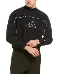 adidas Hrd Cu Pullover - Black