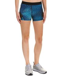 Nike Pro Hypercool Woven Short 3 In - Blue