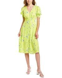 French Connection Ambar Midi Dress - Green
