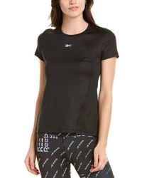 Reebok Smart Vent T-shirt - Black