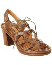 Pikolinos - Java Leather Sandal - Lyst
