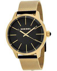 DIESEL Women's Castilia Watch - Metallic
