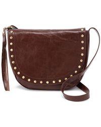 Hobo - Maverick Leather Messenger - Lyst