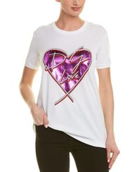 Dolce & Gabbana Graphic T-shirt - White