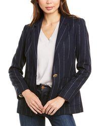 Les Copains Suit Jacket - Blue