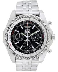 Breitling Breitling Men's For Bentley 6.75 Watch - Metallic