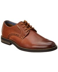 Original Penguin Walter Leather Oxford - Brown