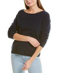 360cashmere Sadie Cashmere Sweater - Blue