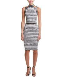 Wow Couture Knit 2pc Top & Skirt Set - Multicolour