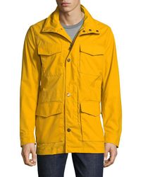 Brooks Brothers - Out Aldrich Waxed Jacket - Lyst