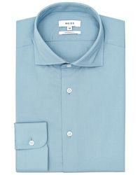 Reiss Jet Shirt - Blue