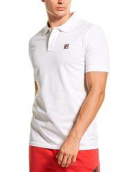 Fila Dante Polo Shirt - White
