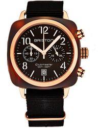 Briston Clubmaster Watch - Multicolour