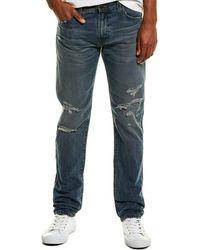 AG Jeans The Tellis Light Wash Modern Slim Leg - Blue