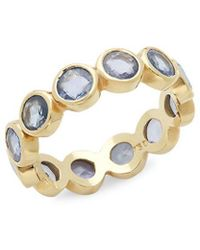Temple St. Clair - 18k Eternity Ring - Lyst