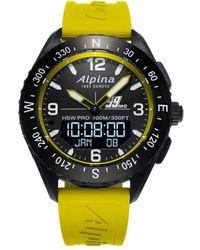 Alpina Alpinerx Watch - Multicolour