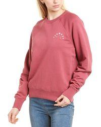 Spiritual Gangster Classic Crew Sweatshirt - Pink